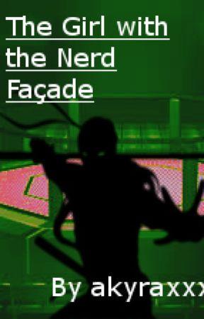 The Girl with the Nerd Façade by akyraxxx