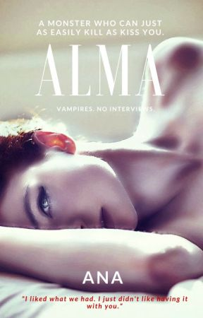 ALMA (Featured Book) by HazelClaireIvy