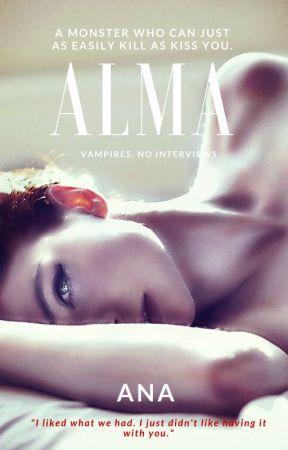 ALMA by HazelClaireIvy