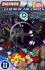 Digimon: La leyenda de los Elegidos - Parte II: Black Army by RyutaKun