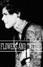 flowers and tattoos ❀ larry by halseyxwz