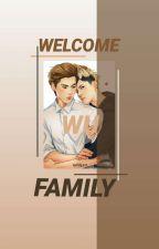 Welcome Wu Family KrisHun by EllaSkyy