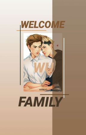 Welcome Wu Family|KrisHun by EllaSkyy