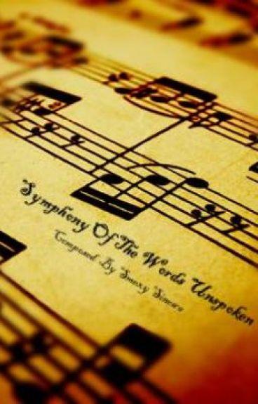 Symphony of the Words Unspoken (boyxboy)