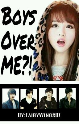 Boys Over ME?! (ONGOING)