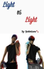 Light vs Light {Aomine x Reader x Kagami} by yoshimisama