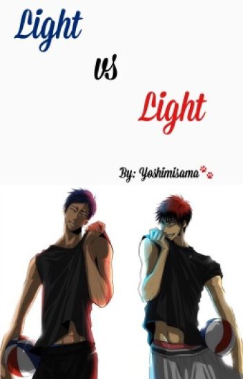 Light vs Light {Aomine x Reader x Kagami}