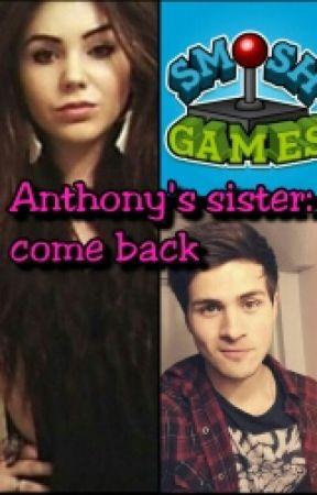 Anthony s back