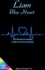 Liam: Blue Heart by Black-Wings1777