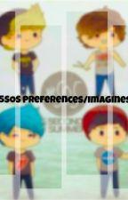 5SOS Preferences/Imagines by ammandagifford