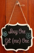 Buy One Get (Me) One by -dells-