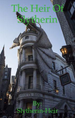 The Heir of Slytherin by Slytherin-Heir