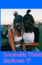 Coachella ♡ Matt Espinosa ♡ by BabyGirl_Poppin