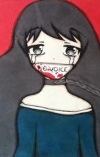 No Voice by Cosmicneko