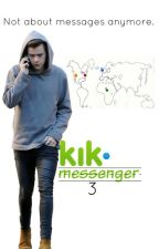 Kik messenger 3 [Harry Styles] by veronicaaa_99
