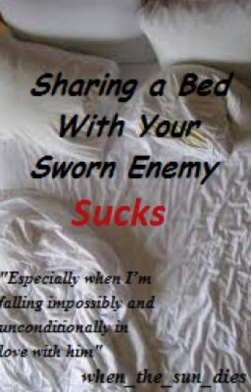 Sharing a Bed With Your Sworn Enemy Sucks (BoyxBoy)