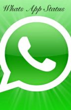 Whats App Status by tami2306
