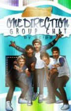 One Direction Group Chat by -kiraship