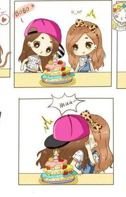 ( one short )Yoongie ah~ chúc mừng sinh nhật
