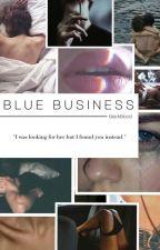 Blue Business by bblackbloodd