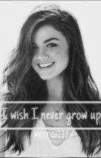 I wish I never grow up - ليتني لم أكبر يوماً by Menna1233