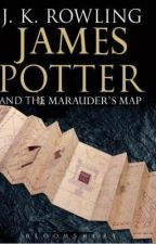 James Potter and The Marauders Map by RhyRhyJade