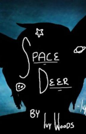 Space Deer by campfirey