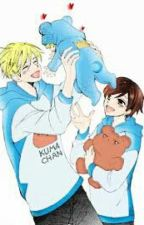 Tamaki & Haruhi and the baby by tiffanygao1420
