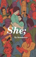 she;  n.grier» by hemmovx