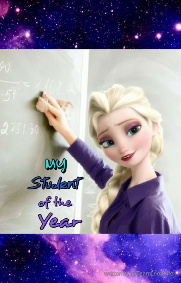My Student of the Year.