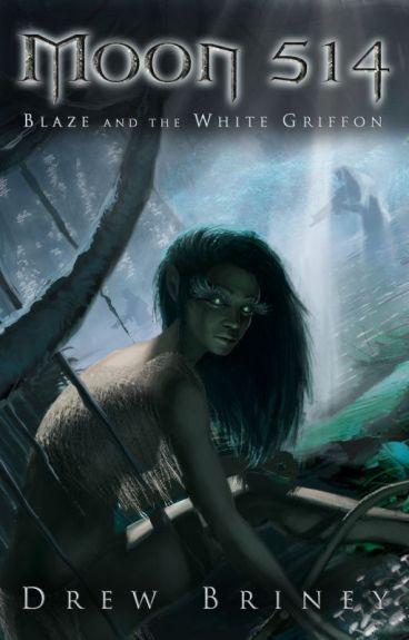 Moon 514 || Blaze and the White Griffon by B_L_A_Z_E