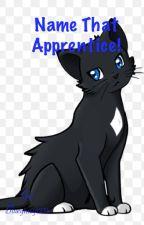 Name That Apprentice! by xXAnonymously_BlueXx
