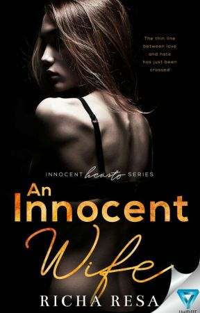 An Innocent Wife(Available On Amazon!!) by Richa_resa