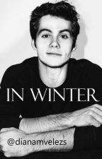 IN WINTER // Dylan O'Brien by dianamvelezs