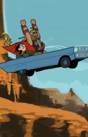 Avengers preferences & one-shots - Natasha and Wanda - Long