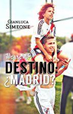 Destino: ¿Madrid? [Gian Simeone] by WeareMP