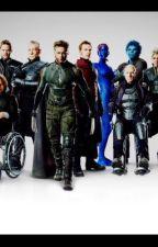 X-Men Imagines by captiankirk_