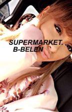 Supermarket ; ariana grande & justin bieber. by b-belen