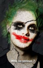 Why so serious ? by freewifix