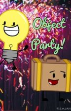 Inanimate Insanity: Object Party! by XxFandomFreakoutxX