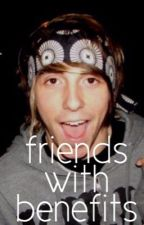 friends with benefits // alex gaskarth + all time low by lamewentz
