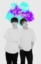 The Epitome Of My Happiness    JIKOOK by theartofmochi