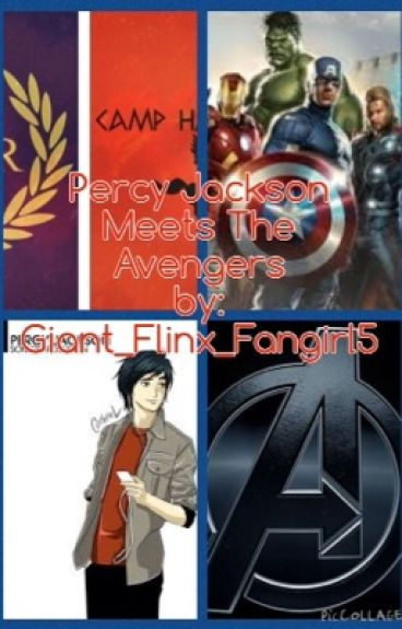 Percy Jackson Meets The Avengers