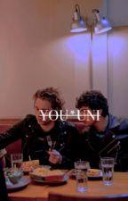 College AU by AusllyMonkey