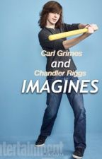 Carl Grimes-Chandler riggs Imagines.  by PROTECTPOTTER
