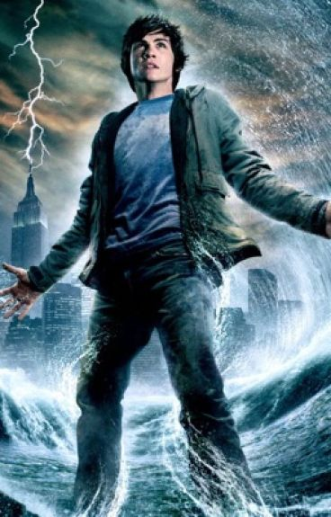 Percy Jackson, Son of Chaos