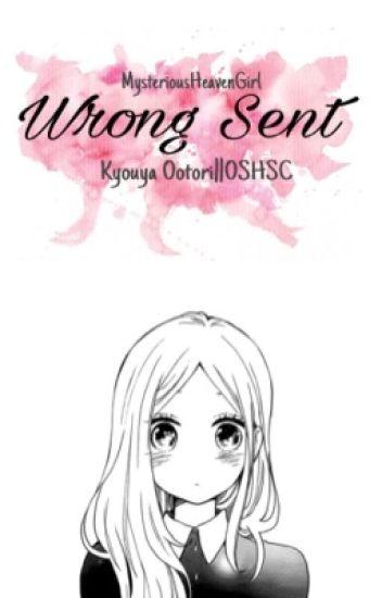 wrong sent || Ootori Kyoya