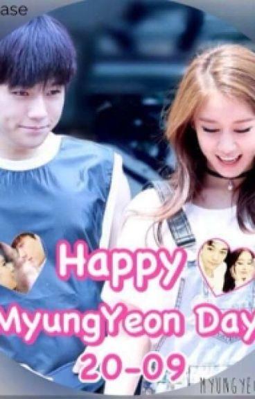 Đừng gọi là chú nữa vì.......anh yêu em Myungyeon ver
