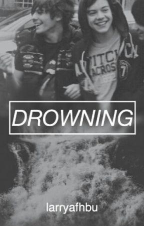 drowning ➶ larry by larryafhbu