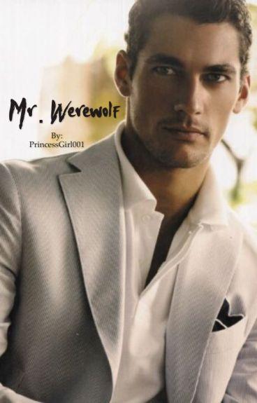 Mr. Werewolf by PrincessGirl001